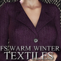 FS Warm Winter Textiles by FrozenStar