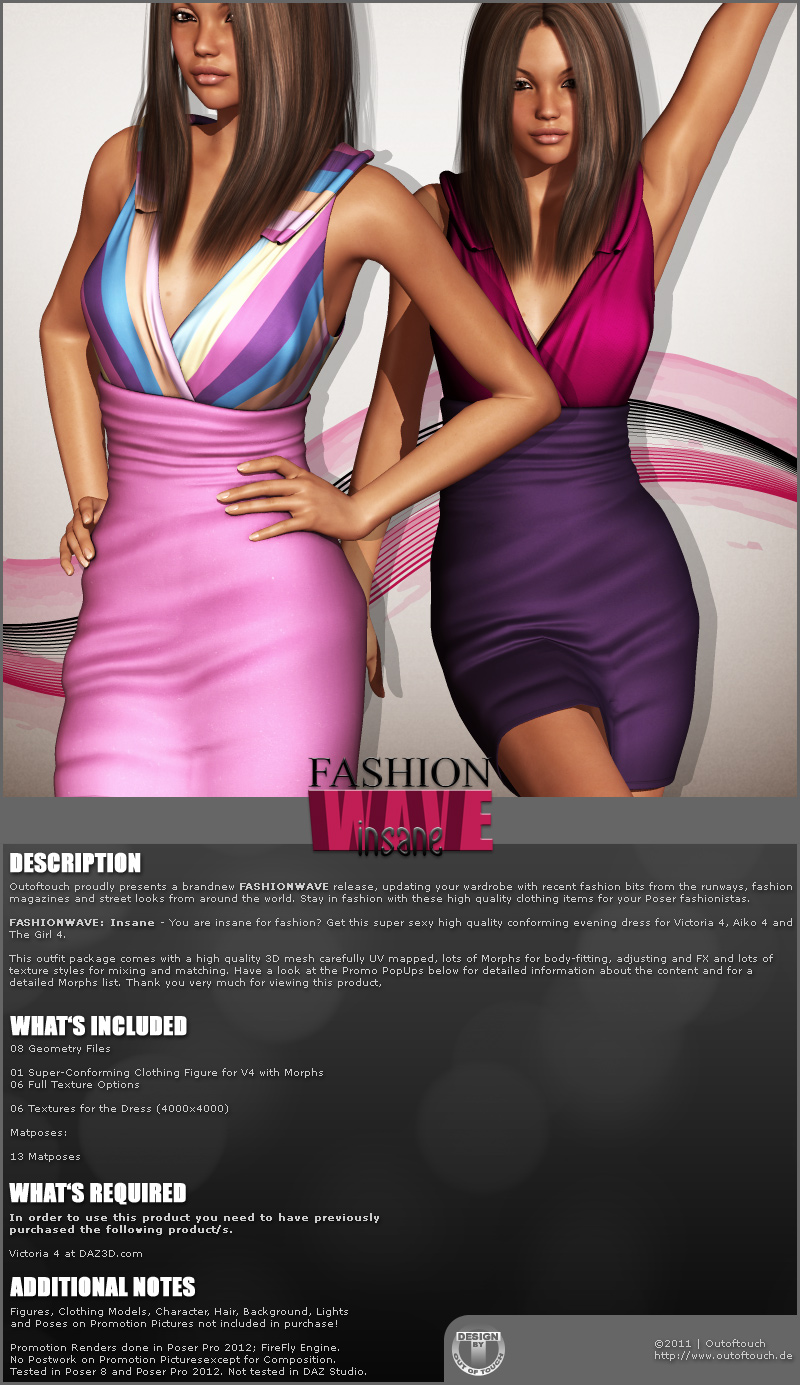 FASHIONWAVE Insane for V4/A4/G4