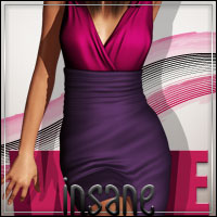 FASHIONWAVE Insane for V4/A4/G4 3D Models 3D Figure Essentials outoftouch