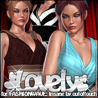 Lovely for FASHIONWAVE Insane V4/A4/G4  Clothing ShanasSoulmate