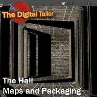 The Hall More Maps and Packaging Tutorials : Learn 3D Fugazi1968