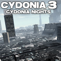 "Cydonia 3 ""Cydonia Nights"" (Vue6 & up) 3D Models MRX3010"