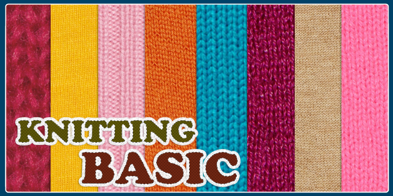 Knitting - Basic