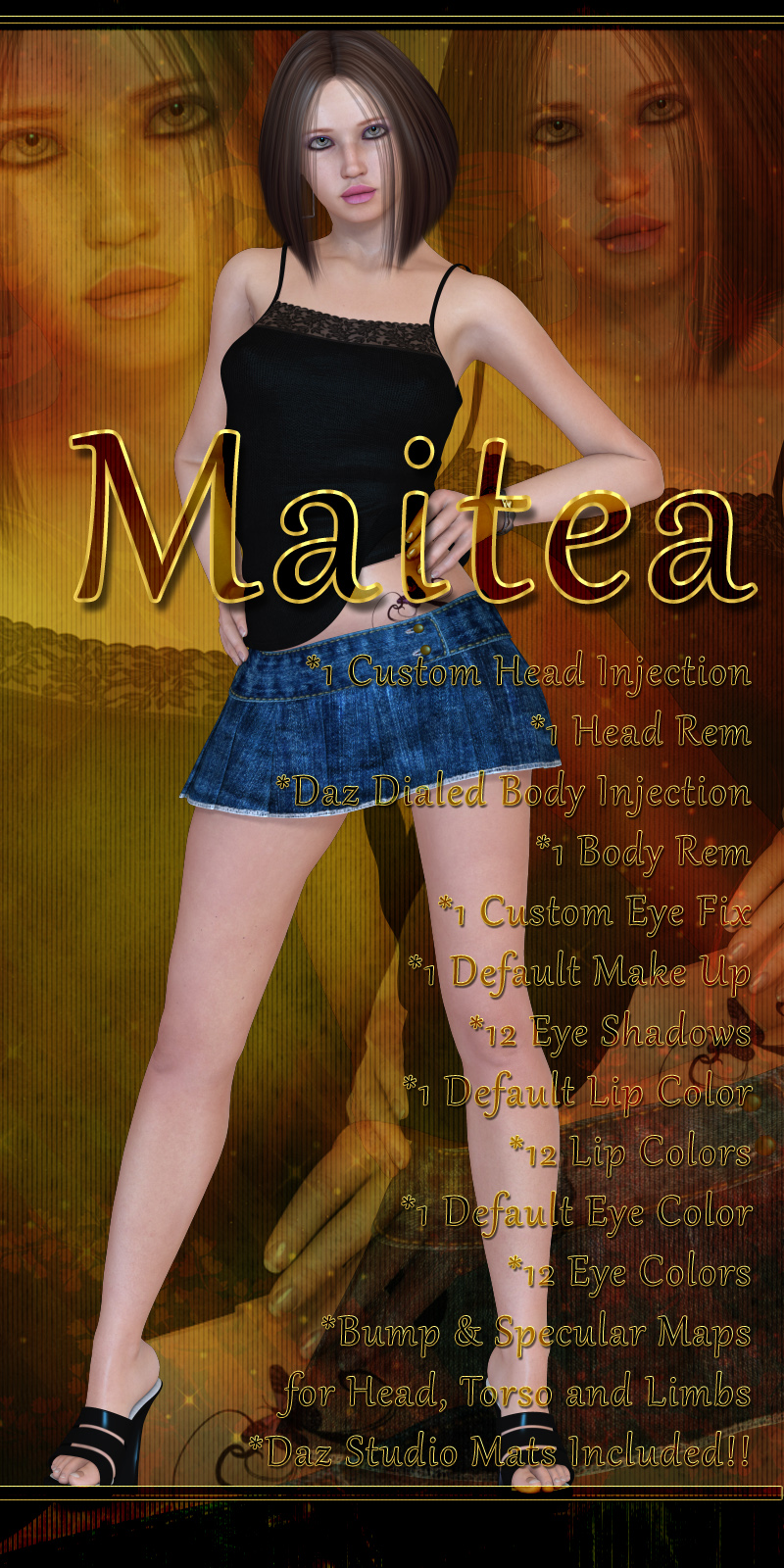 Maitea for V4