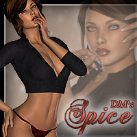 DM's Spice Software Themed Poses/Expressions Props/Scenes/Architecture Danie