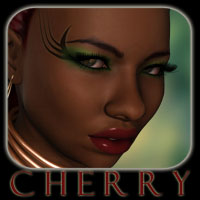 Cherry 3D Figure Assets 3D Models reciecup
