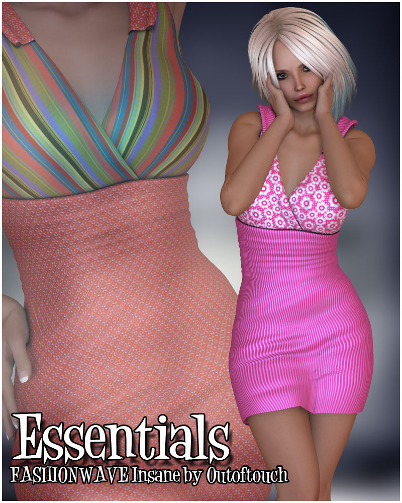 Essentials for FASHIONWAVE Insane by OutofTouch