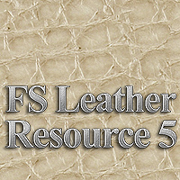FS Leather Resource 5 3D Models 2D Graphics FrozenStar
