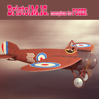 Bristol m1c Themed Transportation 1971s