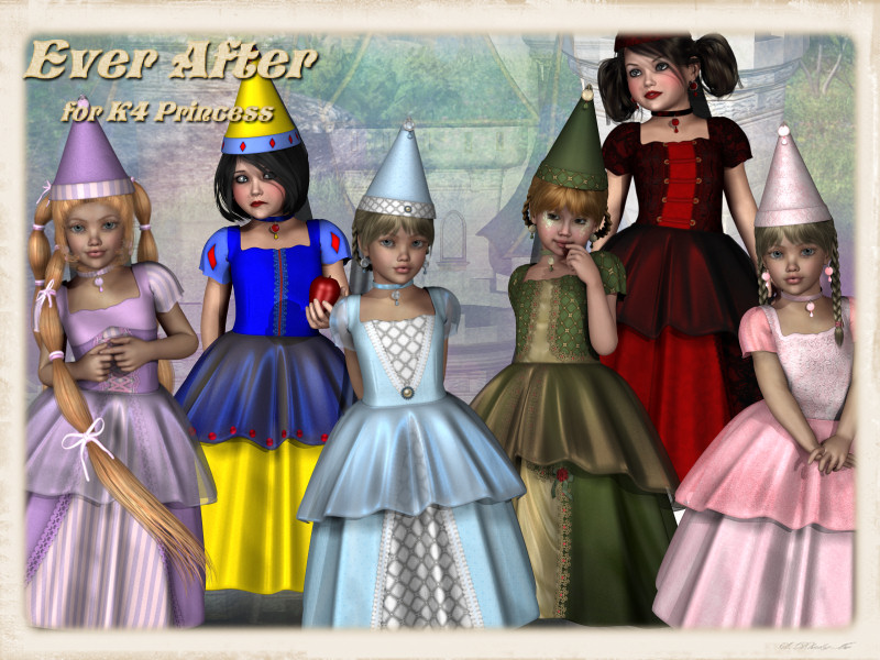 Ever After for K4 Princess