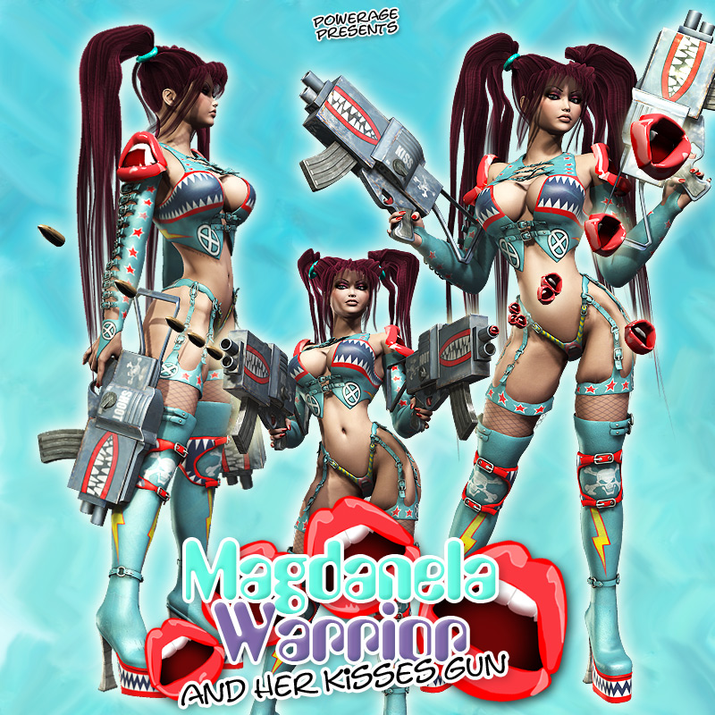 Magdanela Warrior V4/A4/G4/Elite