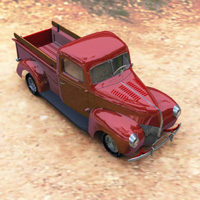 40 Ford Pickup (for Vue)  Digimation_ModelBank
