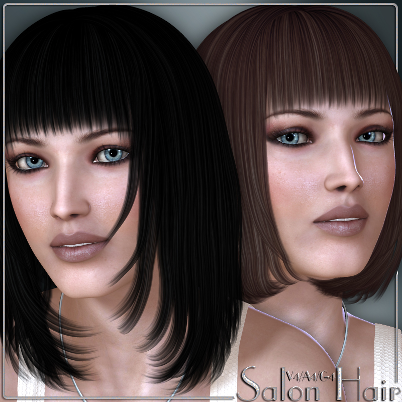 Salon Hair V4-A4-G4