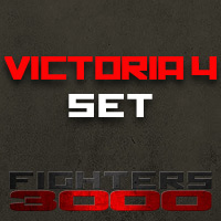FIGHTERS 3000 for V4/Antonia/M4 image 1