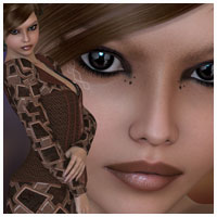 Sahara for Victoria 4.2 & Genesis by Belladzines
