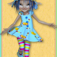 Kali Elfie 3D Figure Essentials 3DTubeMagic