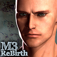 MH M3 ReBirth  3D Figure Essentials manihoni