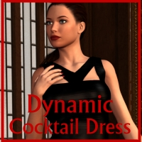 Cocktail Dress for V4 by MaNoiRoux