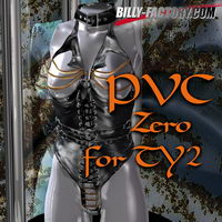 PVC ZERO for TY2 3D Figure Assets billy-t