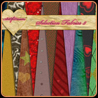Selection- Fabrics 5 2D Graphics ArtOfDreams