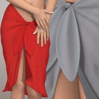 In A Towel II Clothing 3D-Age