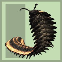 ArthropleuraDR Stand Alone Figures Dinoraul