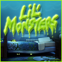 Little Monsters 2D Graphics Sveva