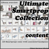 Ultimate Smartprop Collection I - Everyday Props image 5