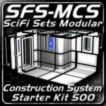 SFS-MCS Starter Kit (S00) 3D Models ShadowGraphics3D