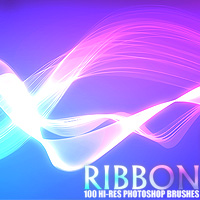 Ribbon 3D Models 2D Graphics designfera