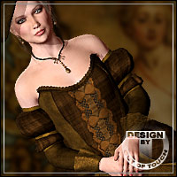 ROYAL STYLES for Milady by WildDesigns Clothing Themed outoftouch