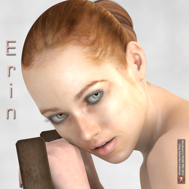 Erin Character for V4.2 and Genesis