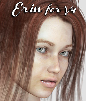 Erin for V4.2 and Genesis by Phoenix1966