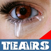 Tears for V4 3D Models 3D Figure Essentials odnajdy