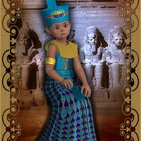 Children of Egypt Props/Scenes/Architecture Clothing Mystique-