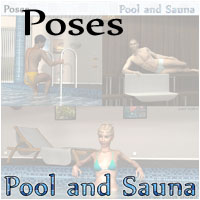 Pool and Sauna by 3-D-C image 2