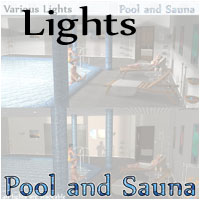 Pool and Sauna by 3-D-C image 3