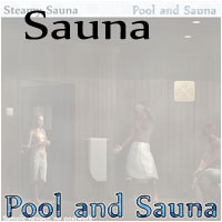 Pool and Sauna by 3-D-C image 4