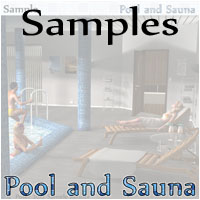 Pool and Sauna by 3-D-C image 7