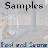 Pool and Sauna by 3-D-C image 8