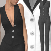 Office Suit III 3D Figure Assets 3D-Age