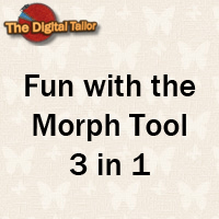 Fun with the Morph Tool 3 in 1 Tutorials Fugazi1968