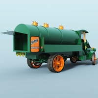 MACK AC 1926 TANK TRUCK ( FOR VUE ) image 2