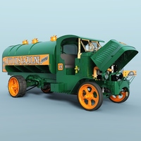 MACK AC 1926 TANK TRUCK ( FOR VUE ) image 3