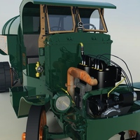 MACK AC 1926 TANK TRUCK ( FOR VUE ) image 4