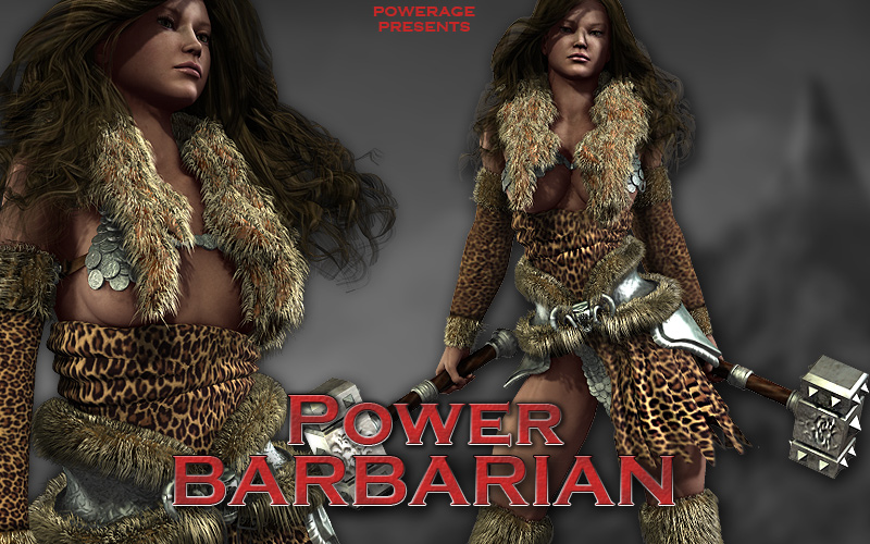 Power Barbarian V4/A4/G4/Elite/F4