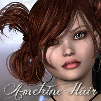Ametrine Hair by Propschick