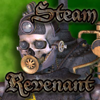 Steam Revenant 3D Models Cybertenko