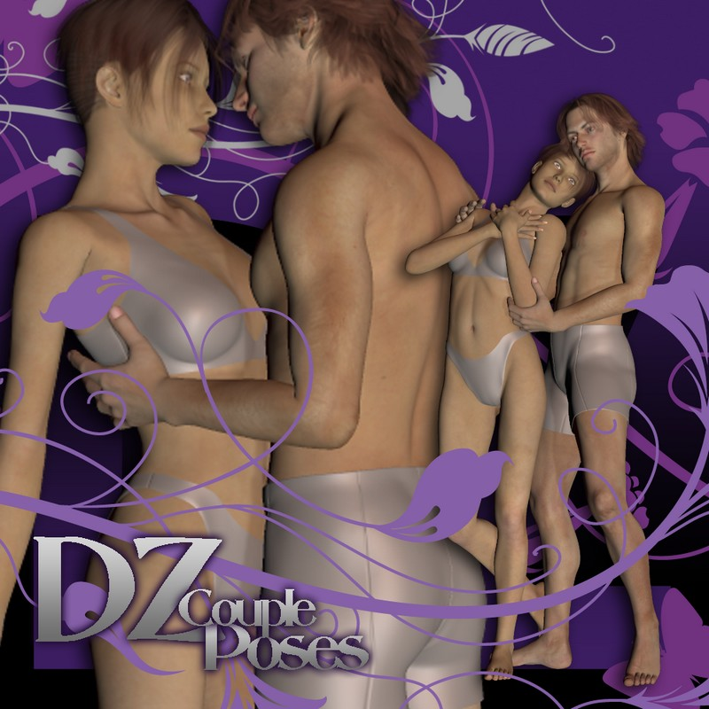 DZ Couple Poses Set 5