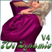 70s Dynamic V4 Clothing Materials/Shaders nikisatez